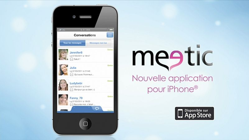 Meetic site ordinateur