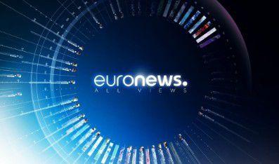 Média : Euronews, nouvelle identité visuelle