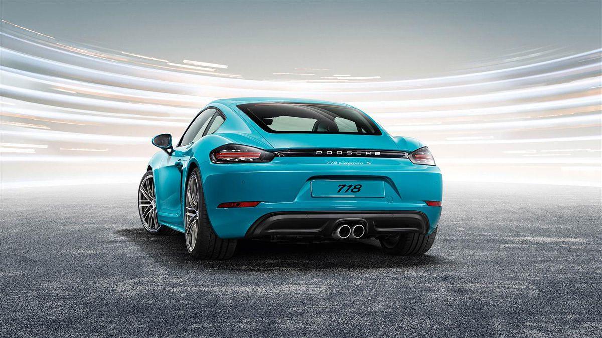 Automobile : Porsche 718 Cayman S, belle mais sans la climatisation de série