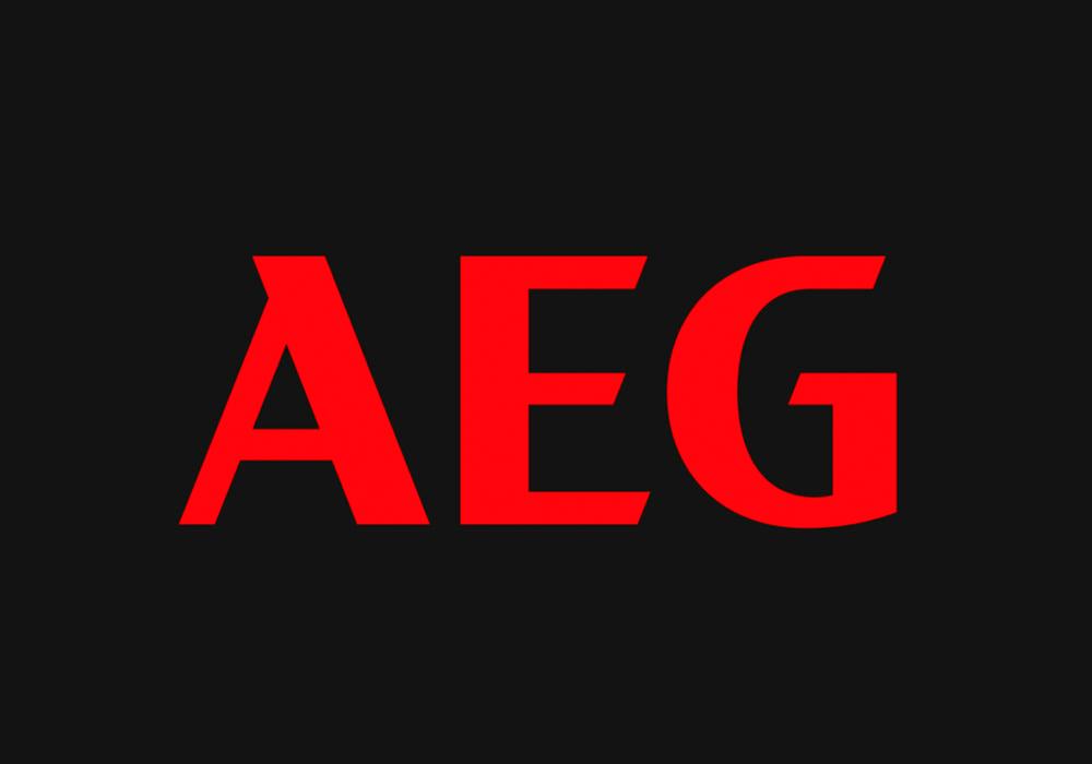Branding : Nouveau logo pour la marque AEG