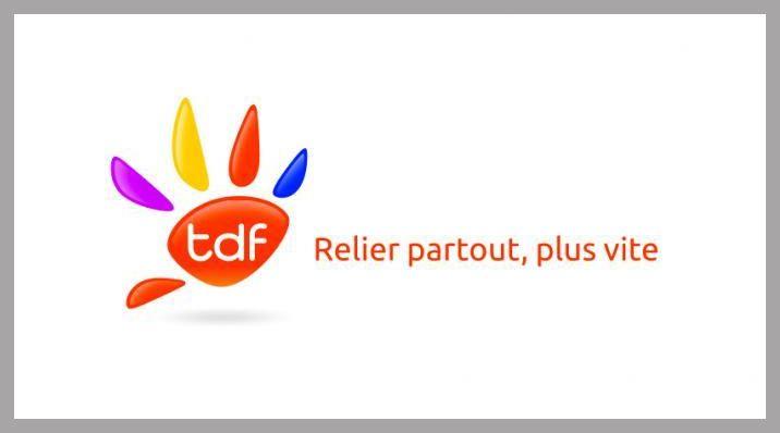 Branding : TDF change de logo pour plus de modernité