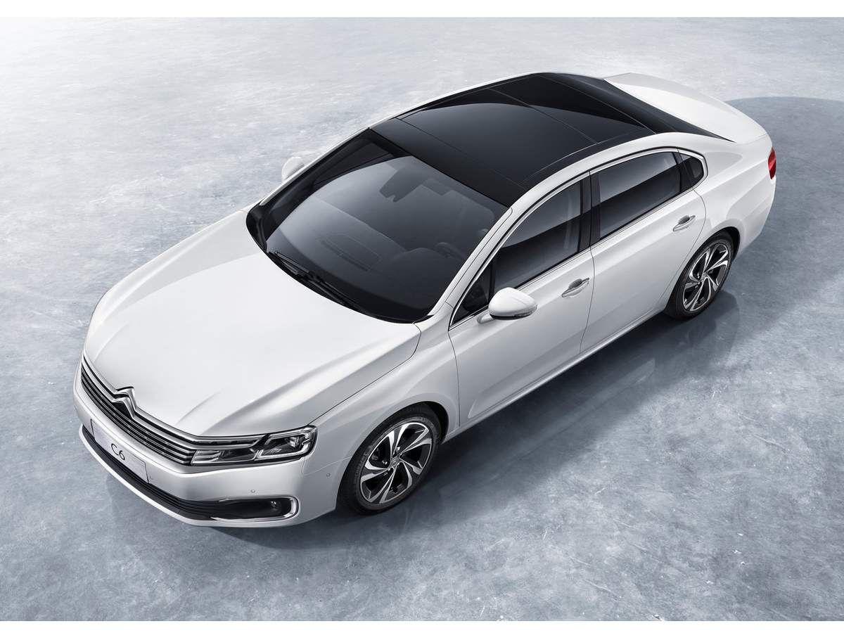 Automobile : Nouvelle Citroën C6 2017 uniquement pour la Chine