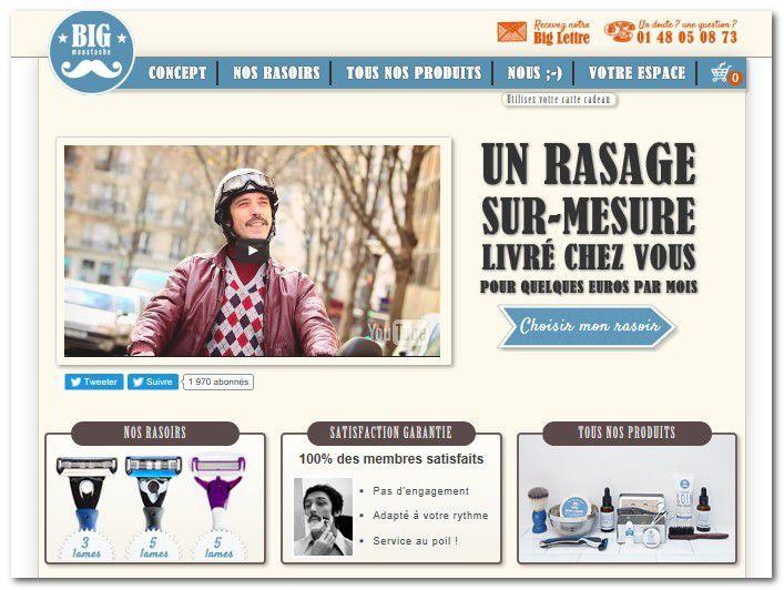 Start-up : Big Moustache lève 500 000 euros