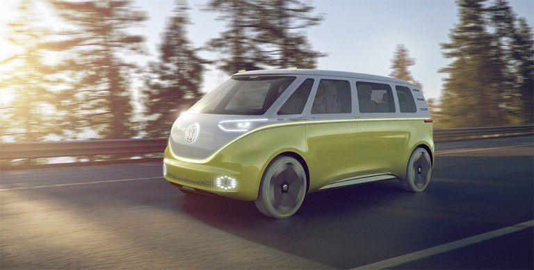 Automobile : ID Buzz, Volkswagen va ressusciter son mythique Combi