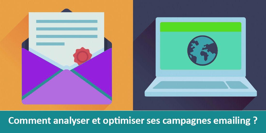 Emailing : Comment analyser et optimiser ses campagnes emailing ?
