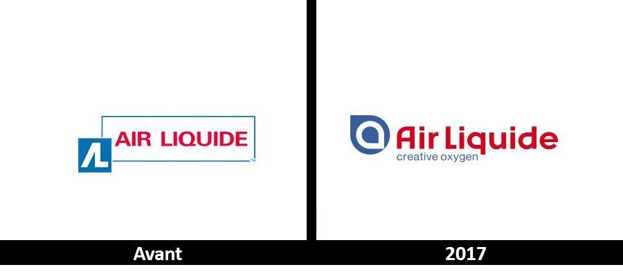 Branding : Ca gaz pour le nouveau logo d'Air Liquide