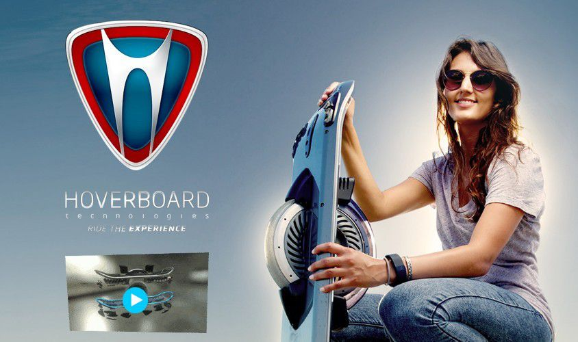 Innovation produit : LED Hoverboard