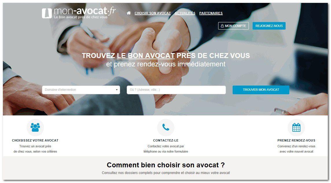 Startup : Mon-avocat.fr lève 1 million d'euros