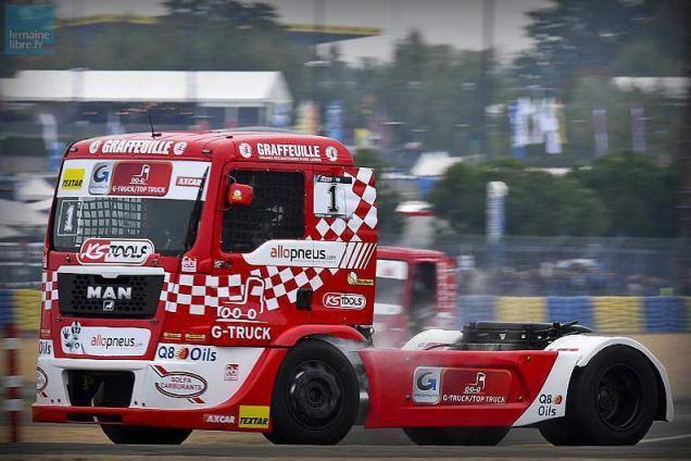 Sponsoring : Allopneus.com sera parrain lors de la coupe de France des camions