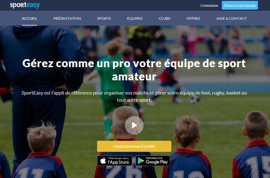 Start-up : SportEasy lève 1,3 million d'euros