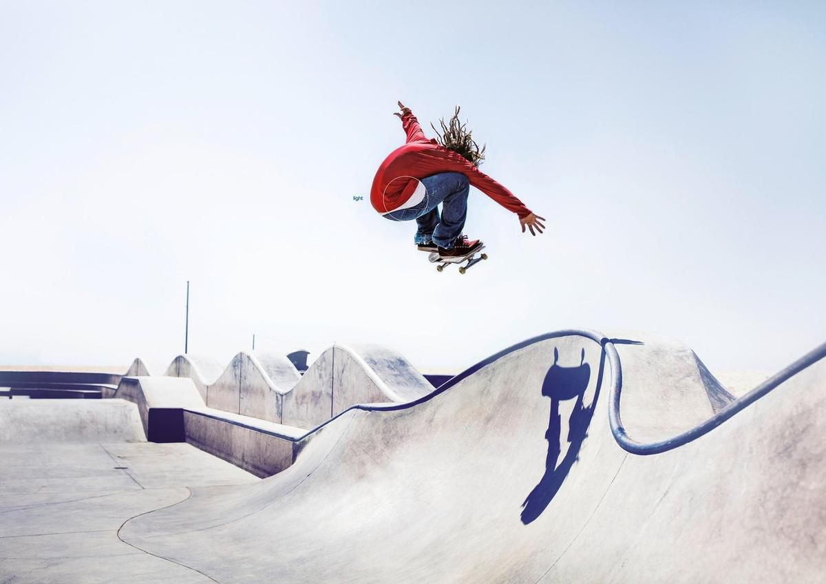 Pub de la semaine : PEPSI, Skateboard et grande finesse de l'objectif