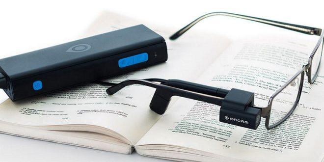Innovation high-tech : OrCam MyEye révolutionne l'aide à la vision