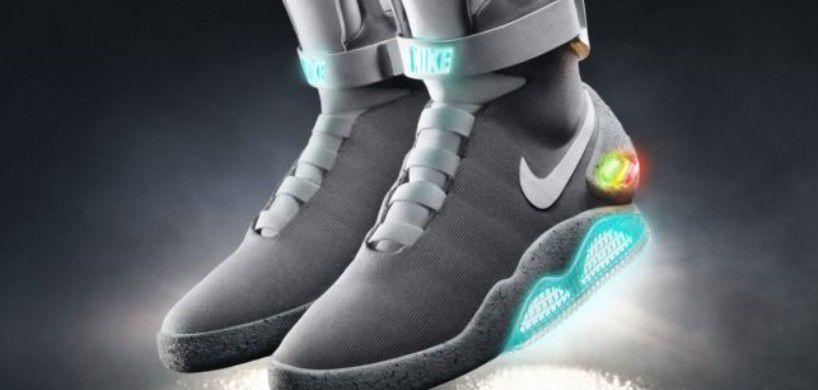 f0335391b48 Innovation high-tech   les Nike Mag arrivent en 2019 - Newpubmarketing
