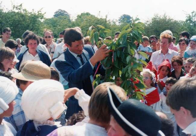 Le bicentenaire à La Neuville Chant d'Oisel en juin 1989