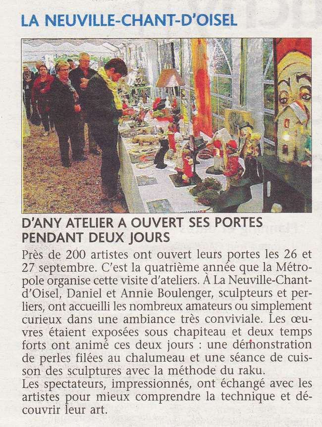 Le Bulletin du 06 octobre 2015