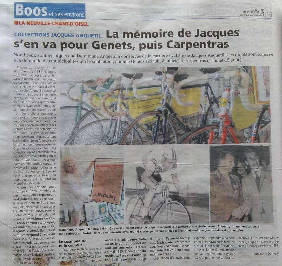 Le bulletin de Darnétal le 28 juin 2016