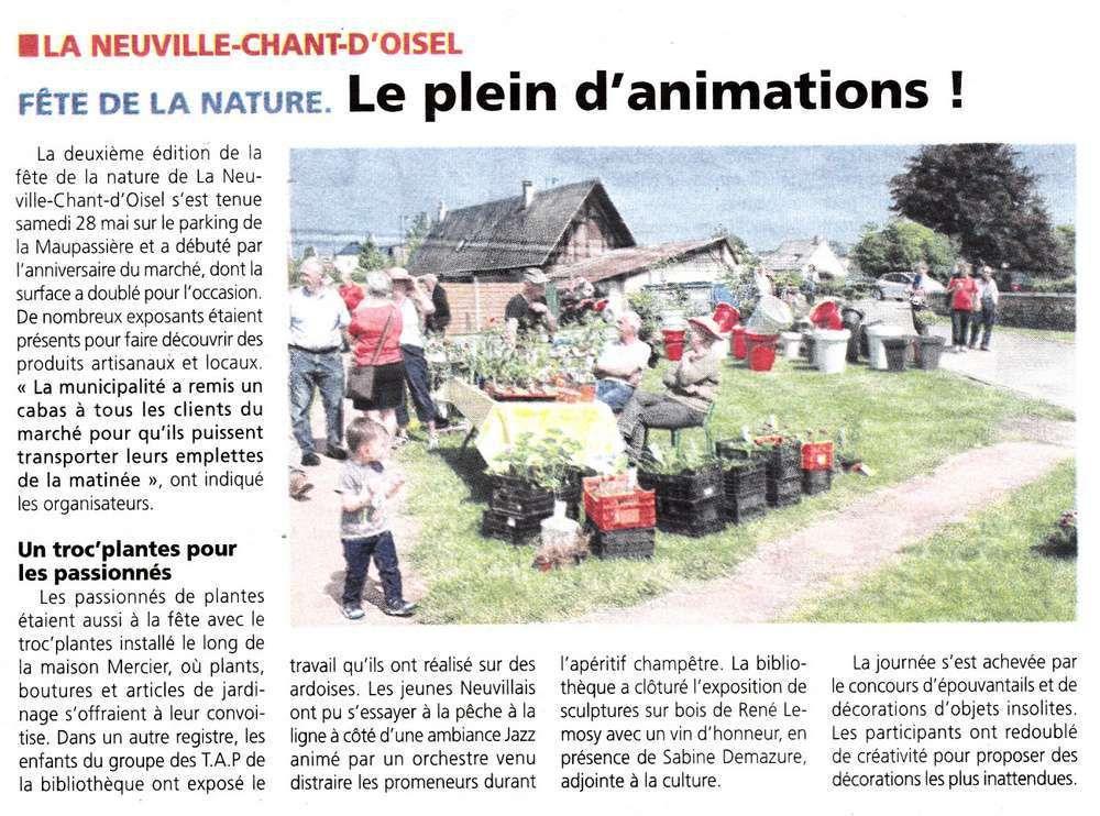 Le bulletin de Darnétal du 28 juin 2016