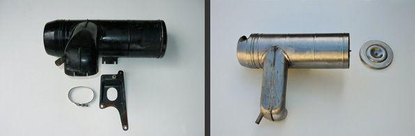 Rénovation du boîtier de filtre à air