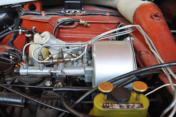 Remontage des freins sur la voiture - 2ème partie