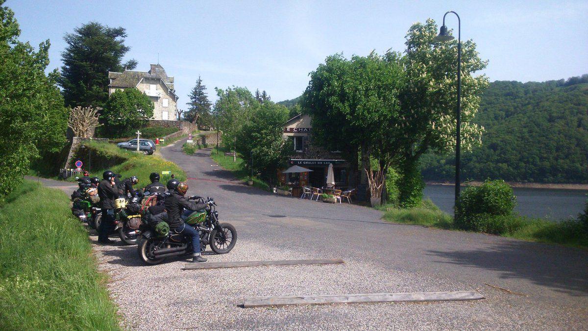 Laussac, Sarrans...paradis des rallyes automobiles et motos