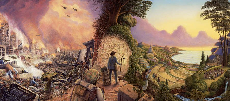 New Pioneers Mark Henson