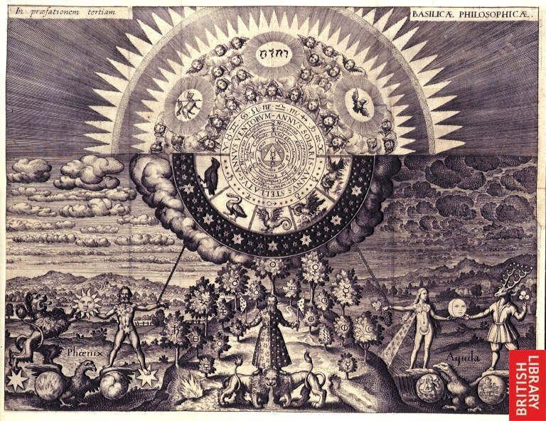 Le cosmos de Paracelse