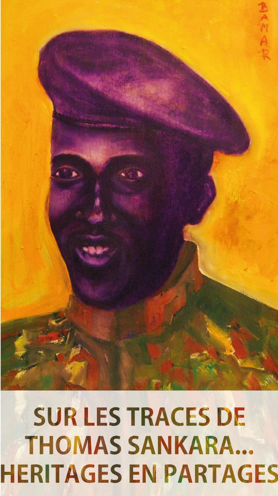 Sur les traces de Thomas Sankara, Héritages en Partages