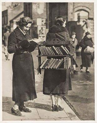 La petite bibliothèque ambulante