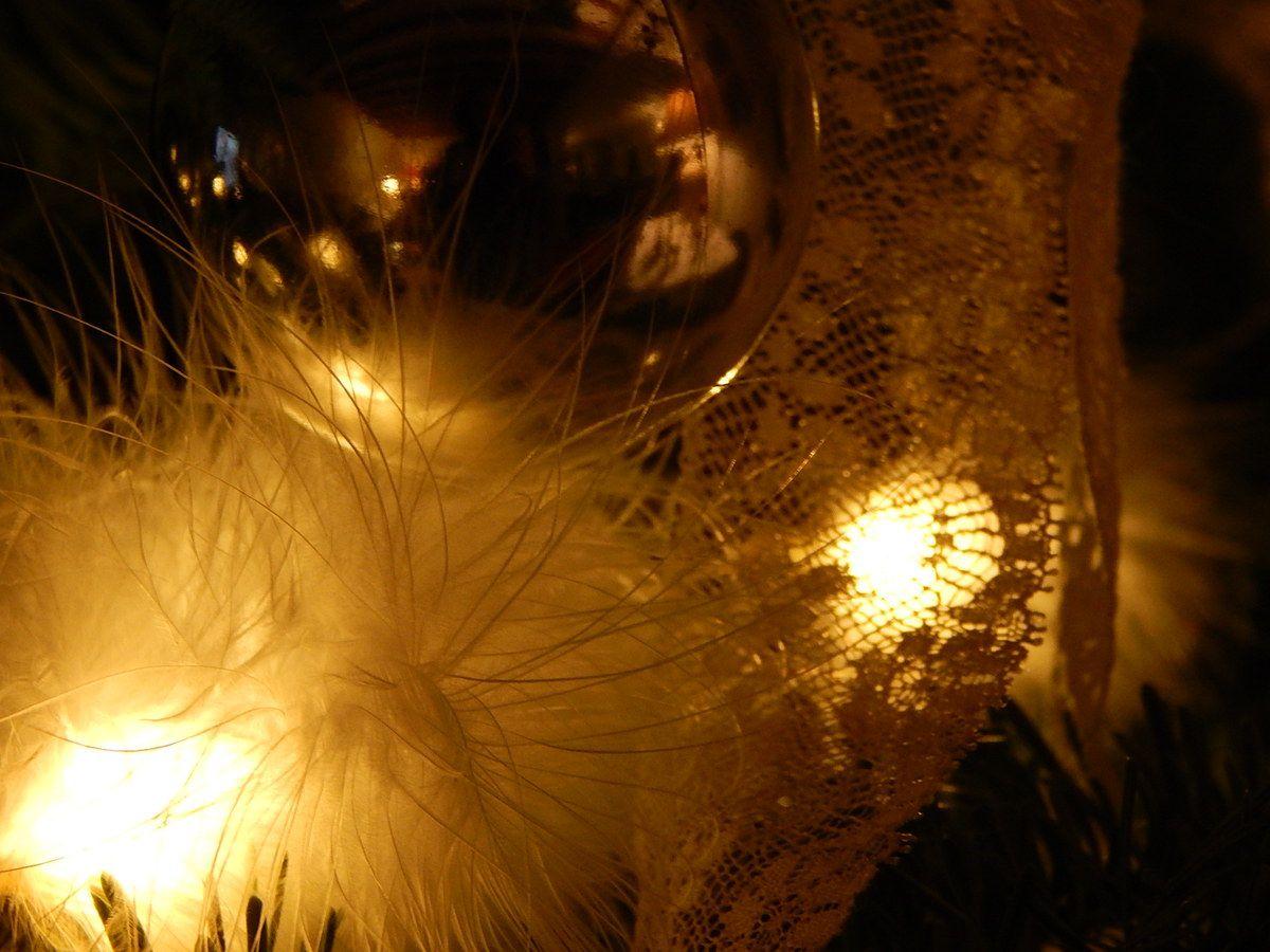 Noël en dentelle...