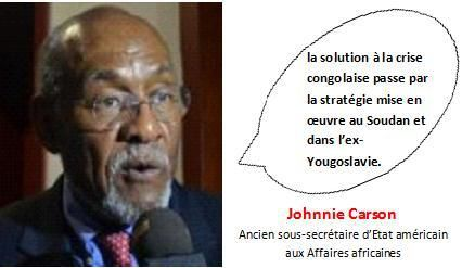 Declaration de Johnnie Crson