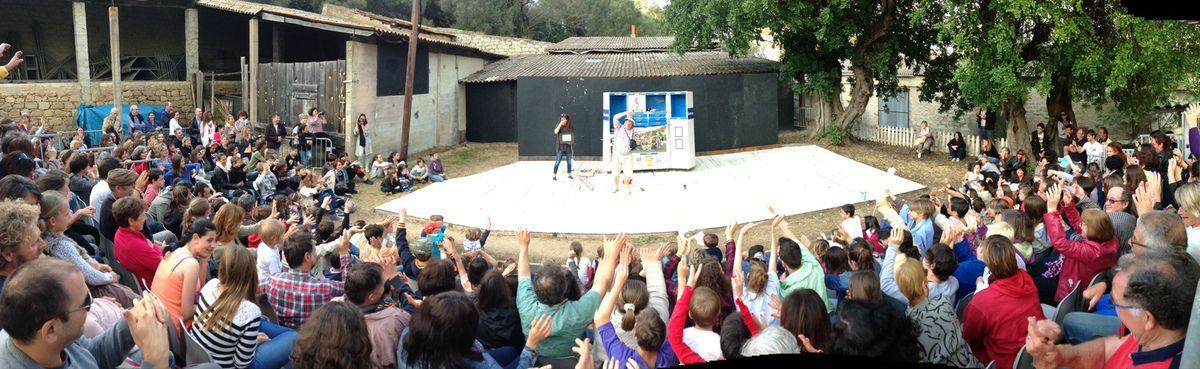 Corse - Festival du rêve 2015