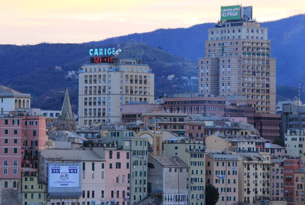 139 Gênes - Italie