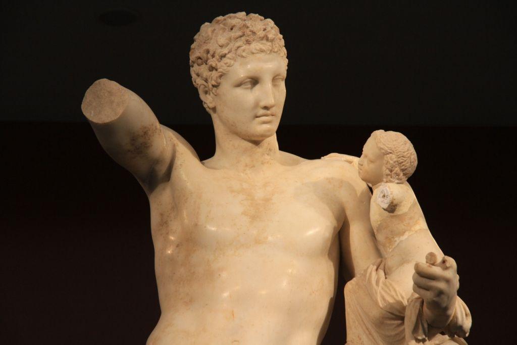 161 Archéologie OLYMPIE - Grèce