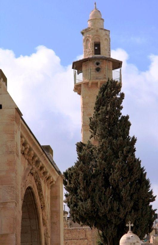 Jerusalem - Le chemin de Croix