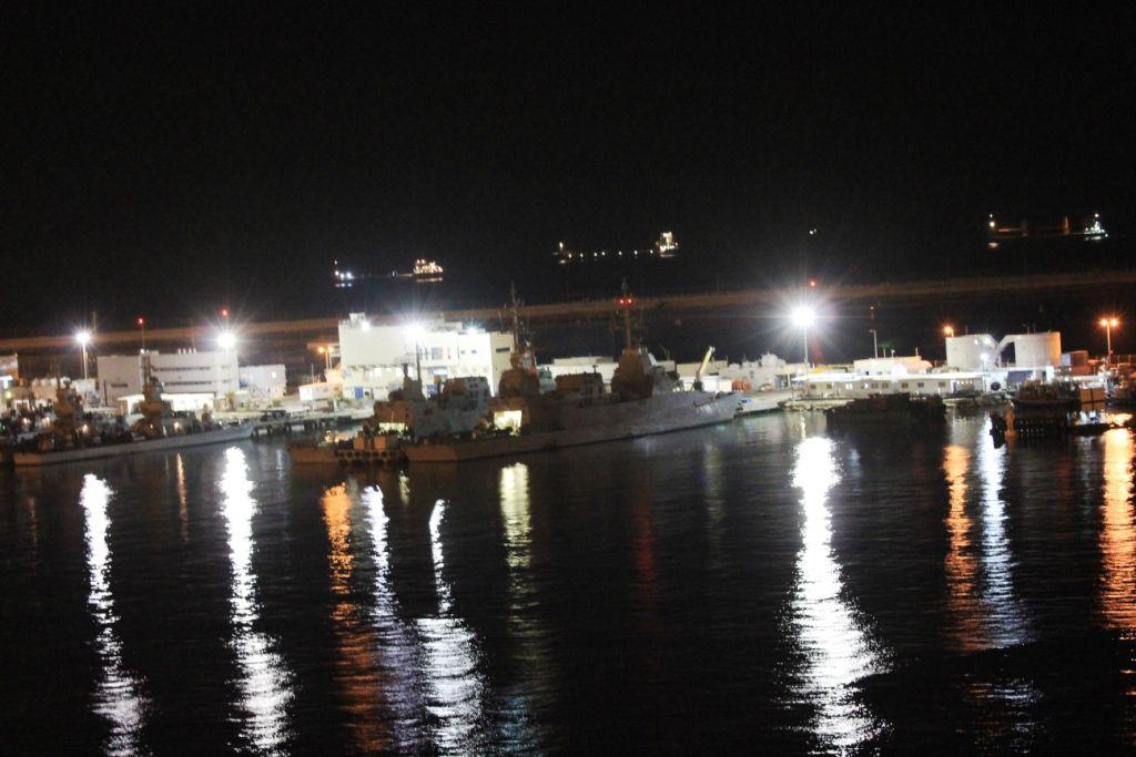 Port HAIFA - Israel Croisière FANTASIA Msc