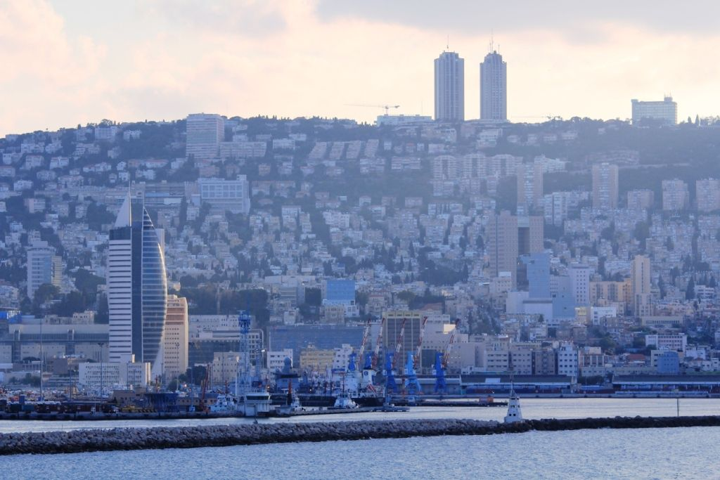 142 HAIFA - Mont CARMEL- Israel