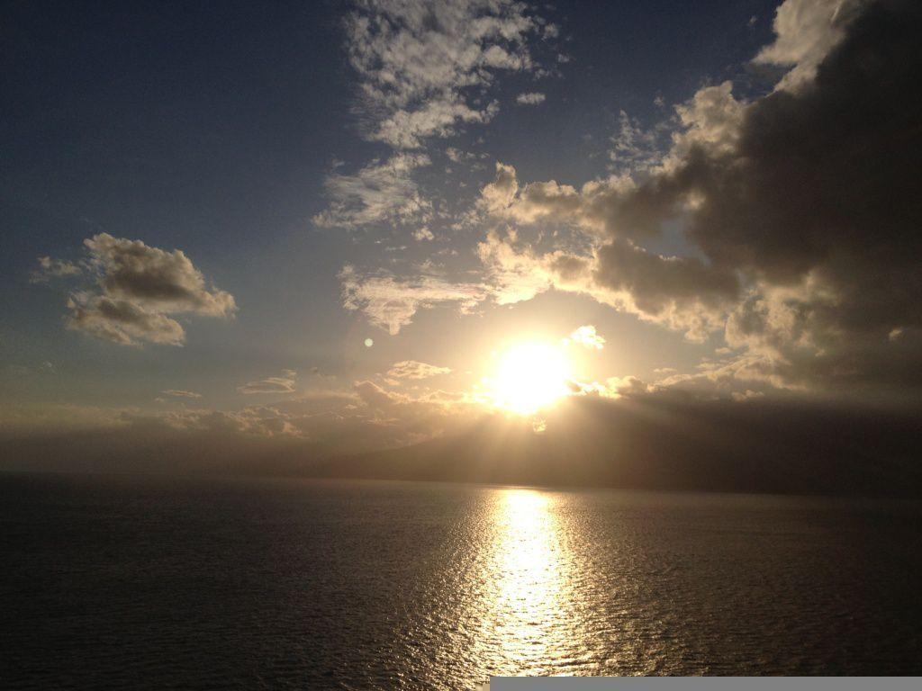 COUCHERS de SOLEIL méditerranéens-Msc FANTASIA