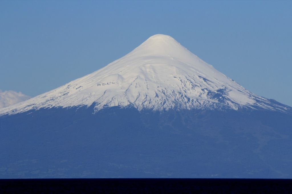 VOLCAN OSORNO-Patagonie Chilienne