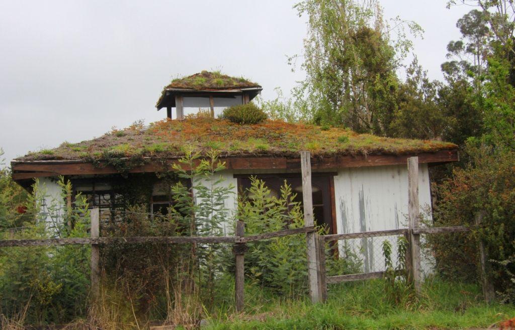 Les maisons de la Patagonie Chilienne