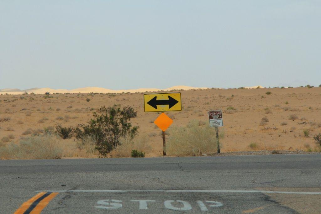 Glamis Imperial Sand Dunes - Californie