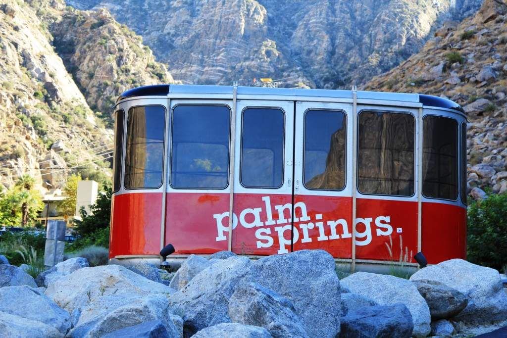 Mount San Jacinto State park - Palm Springs - Californie