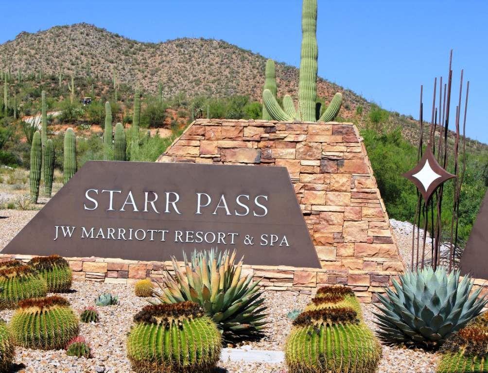 Marriott Starr Pass Resort - Tucson - Arizona