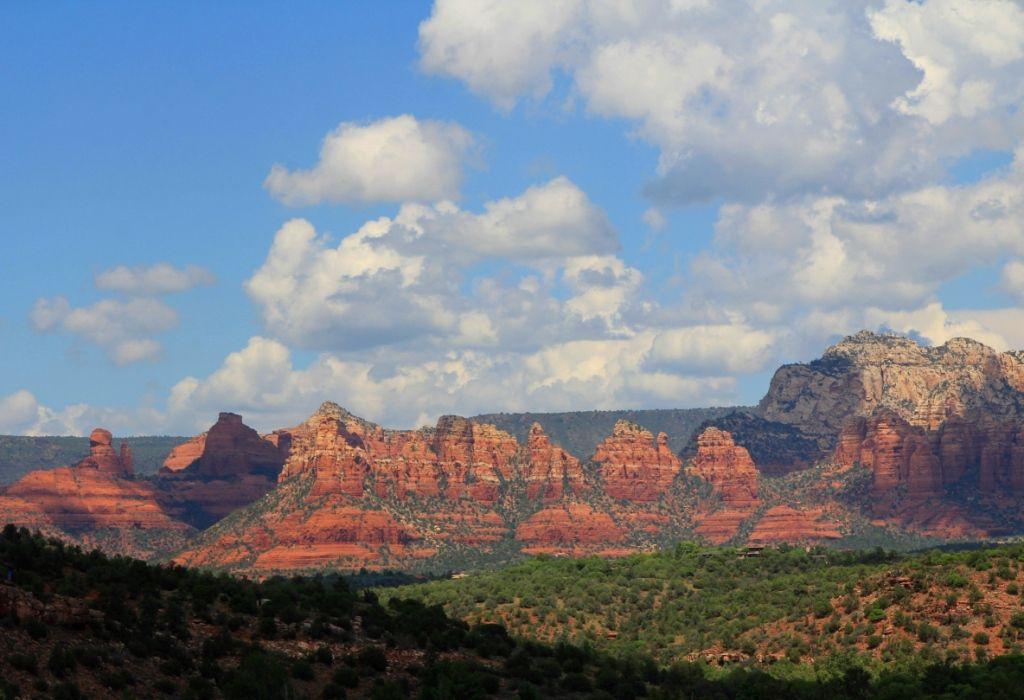 124 Red Rock State parc - Arizona