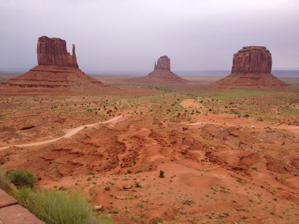 124 Monument valley - Utah