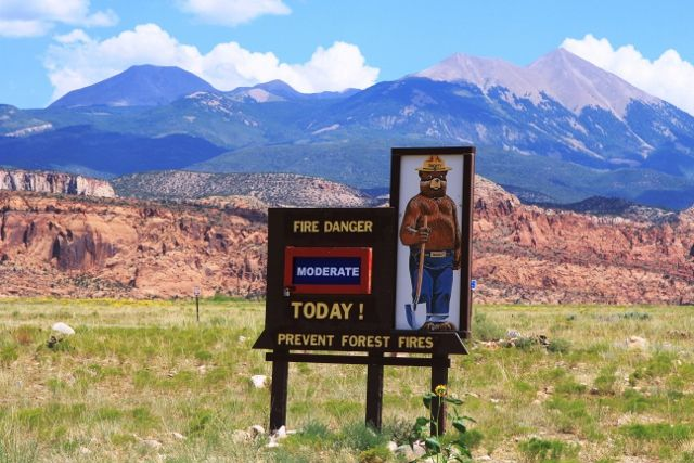 124 Manti La Sal National Forest-Utah