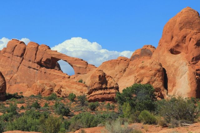 124 Arches national park 2 - Utah