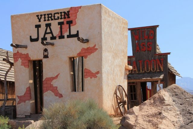 Fort Virgin - Utah