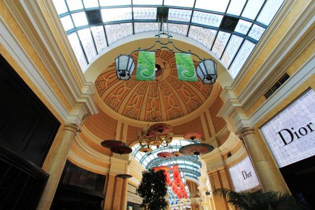 Hotel BELLAGIO - Las Vegas