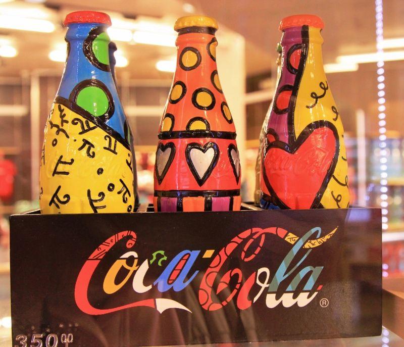Shop COCA COLA avec dégustation - Las Vegas
