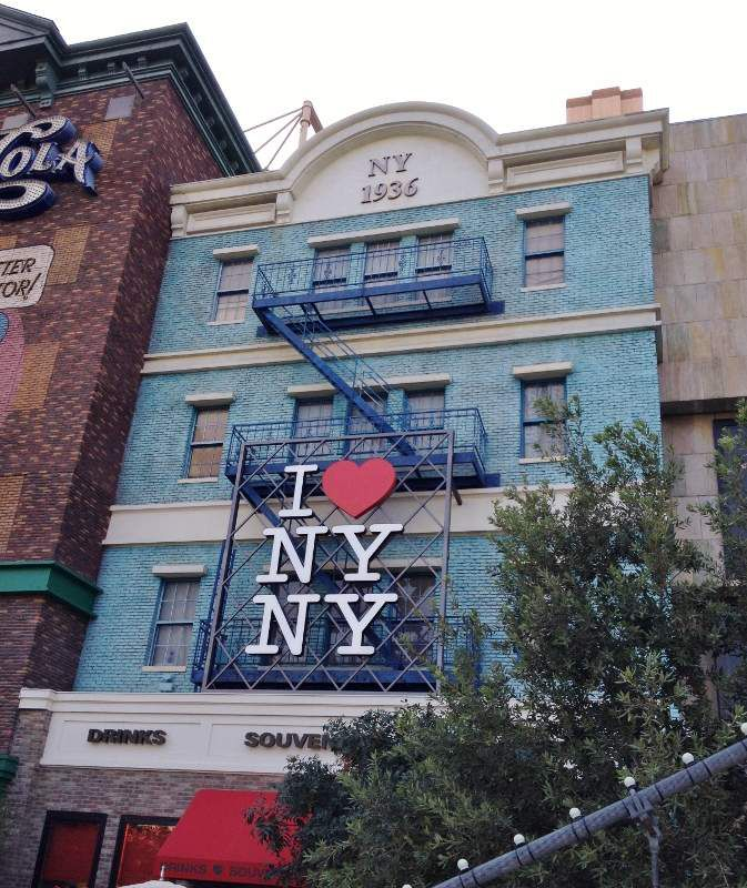 Hotel New York NEW YORK - USA Las Vegas
